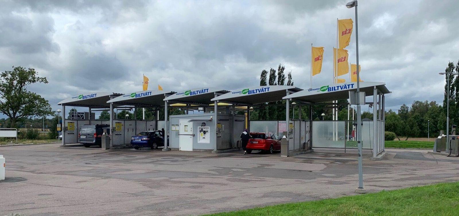 Prisvärd, enkel & miljövänlig biltvätt i Fagersjö | Glimra